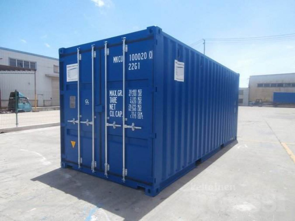 20 DC Standart ISO Marine Container
