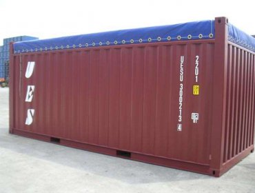 20 OPEN TOP Standart ISO Shipping Container