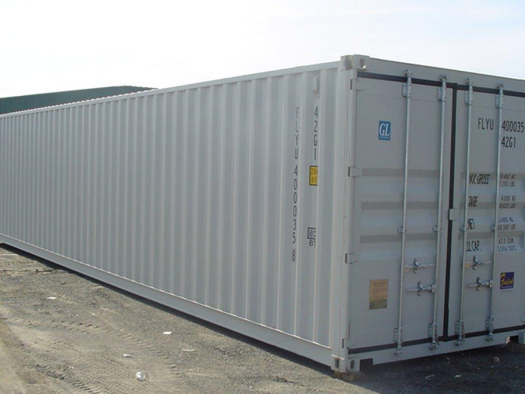 40 DC Standart ISO Yük Konteyneri