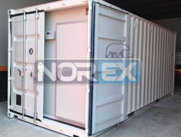 Domestic Production Reefer Container