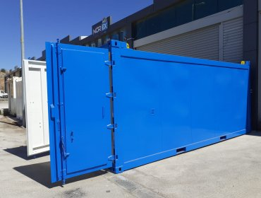 20 DC DNV OFFSHORE CONTAINER